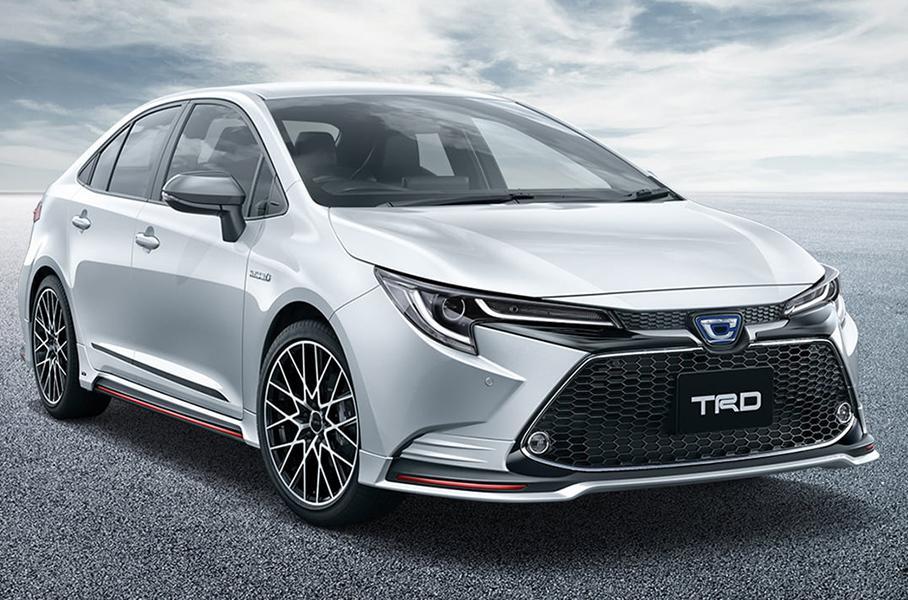 На що очікувати від нової Toyota Corolla 2020 року?