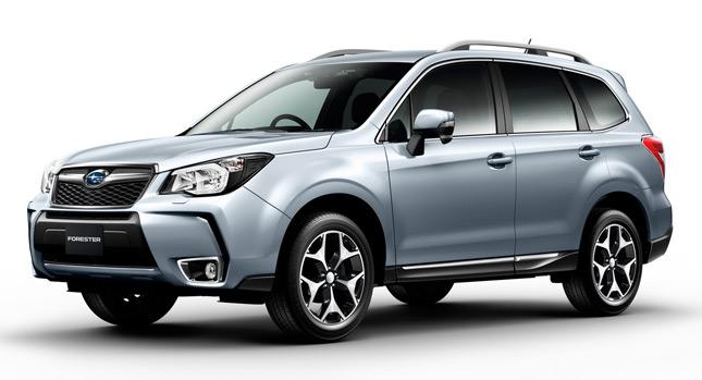 Subaru розповів про мотори європейської версії нового Forester