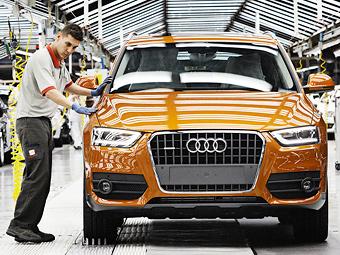 У Audi вибрали шасі длянайменшого кросовера Q2