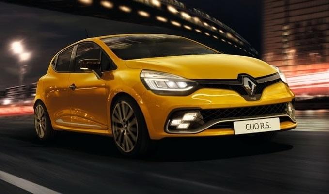 Renault Clio 2017: офіційна презентація