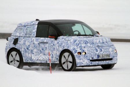 BMW i3 помічений під час тестів