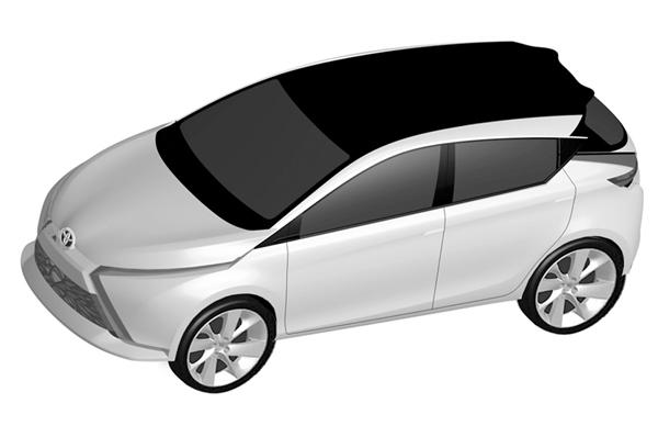 У мережі з'явилися зображення нового Toyota Auris