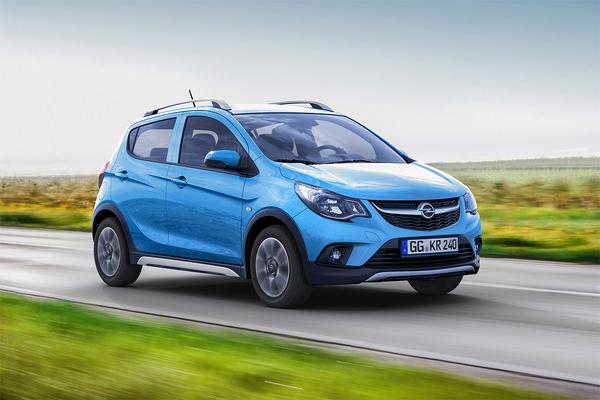Новий компактний кроссовер від Opel