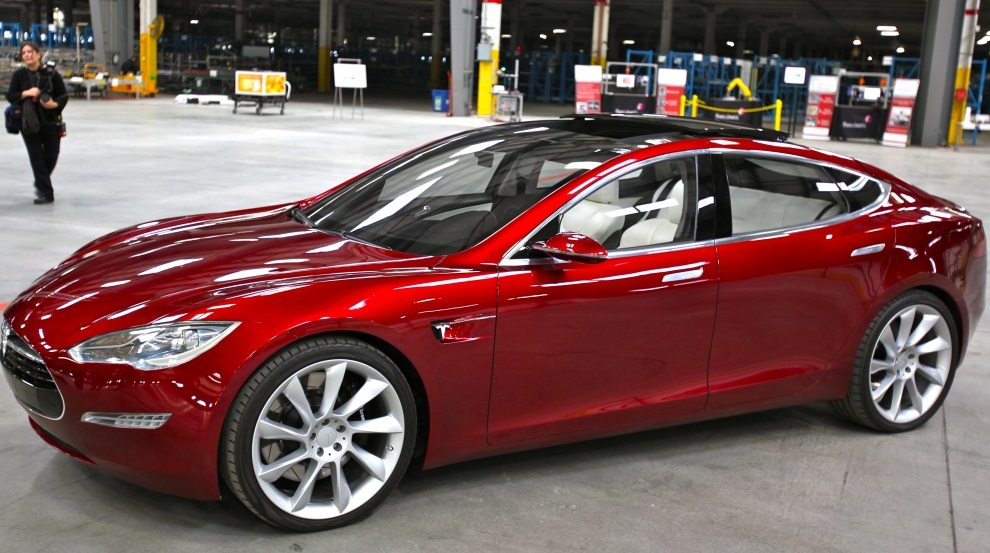 Tesla розказала про свою новинку