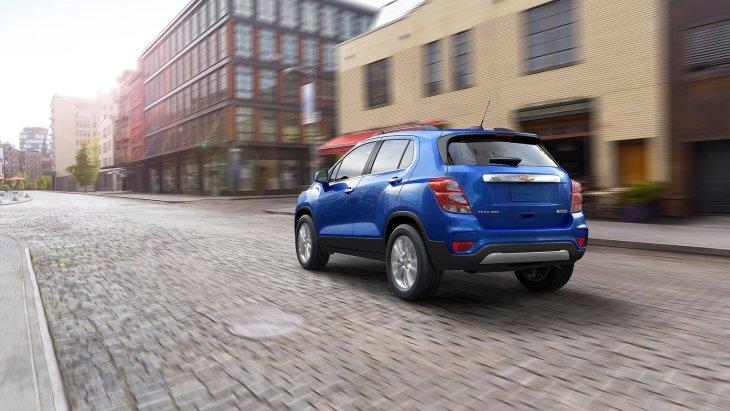 Кросовер Chevrolet 2018 року: яким буде новий автомобіль?
