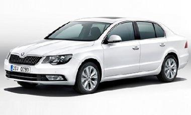 Новий автомобіль від Skoda з'являться у 2014 році