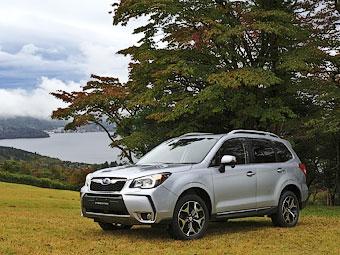 Новий Subaru Forester став