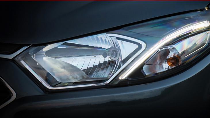 Chevrolet: перше зображення нової моделі