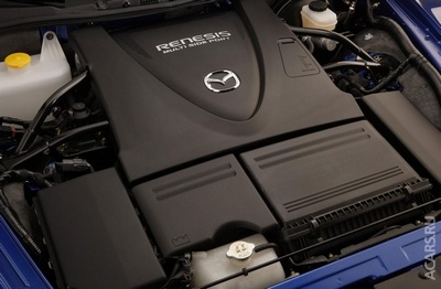 Mazda розвиває роторні двигуни