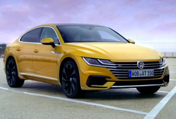Volkswagen випустив офіційне відео нового седана