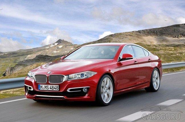 BMW 4-Series з'явиться в наступному році