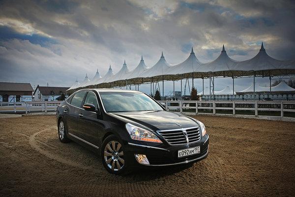 Hyundai почне конкурувати з Lexus