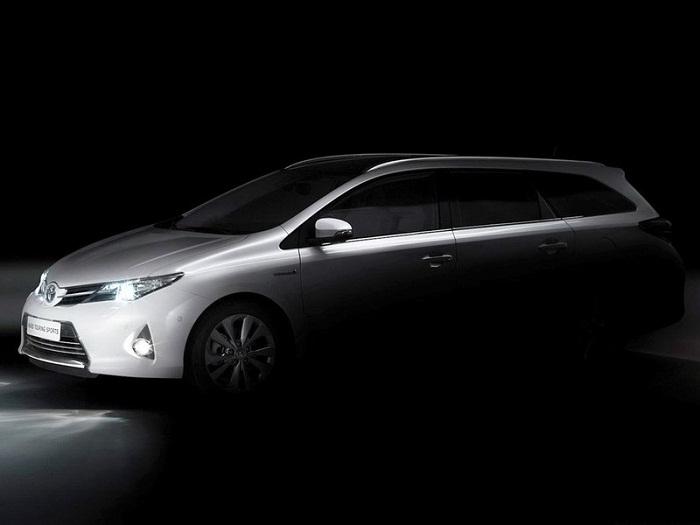 В «універсалів» Toyota поповнення