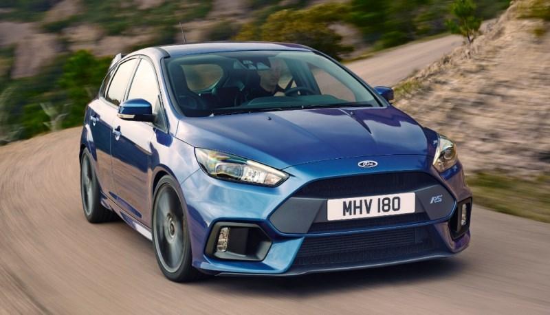 Ford Focus 2016: перше відео