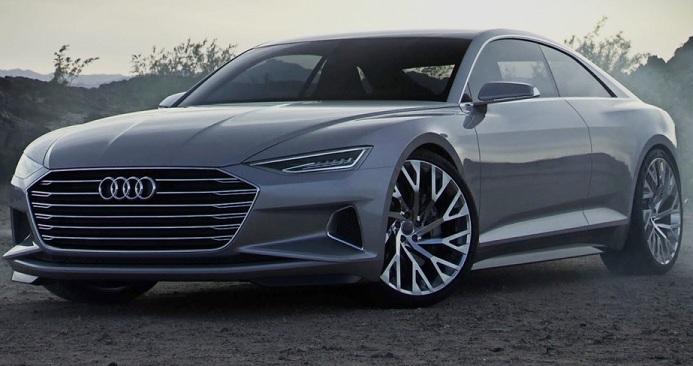 Audi A6 2017: інформація про новинку