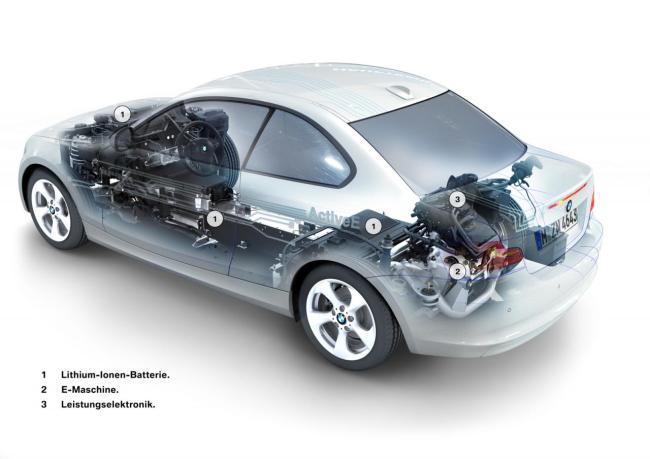 BMW починає тестування своїх електромобілів в реальних умовах