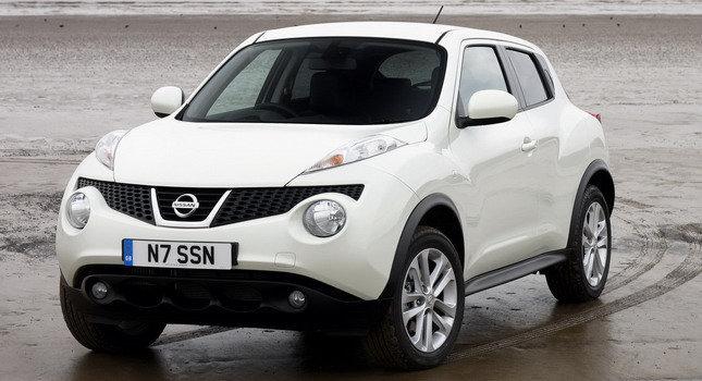 Сервісна кампанія - Nissan відкличе Juke через замерзаючі дверні замки