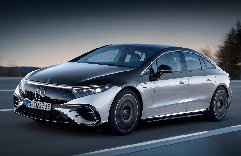 Електрокар Mercedes-Benz EQS: розкриті секрети