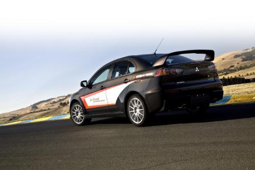 Новий Mitsubishi Lancer Evo стане улюбленцем екологів