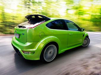 Став відомий двигун нового Ford Focus RS