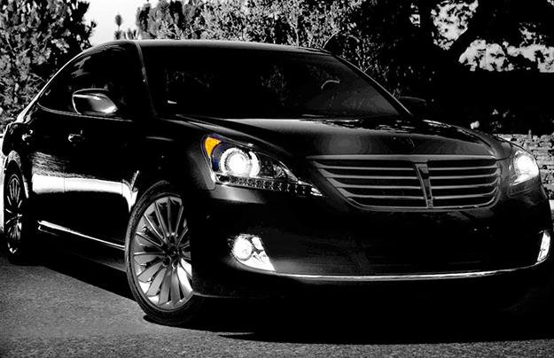 Hyundai Equus: презентація новинки