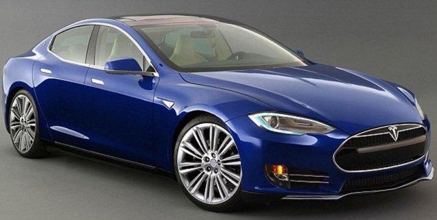 Tesla Model 3: презентація електромобіля