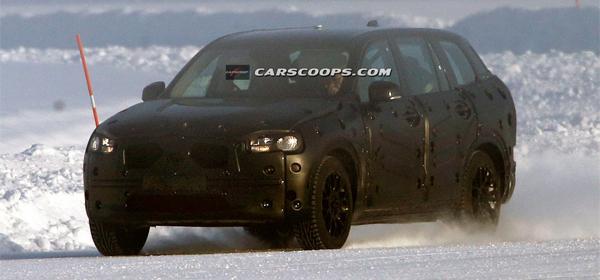 Кросовер Volvo XC90 вже проходить тестування