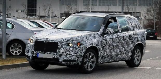 BMW X5 третього покоління вийшов на тести