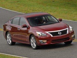 Седан Nissan Altima будуть продавати у 100 країнах світу