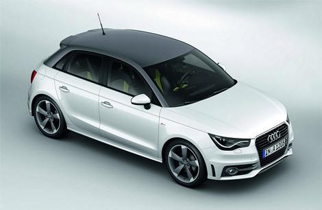 Audi додала пару дверей хетчбеку A1