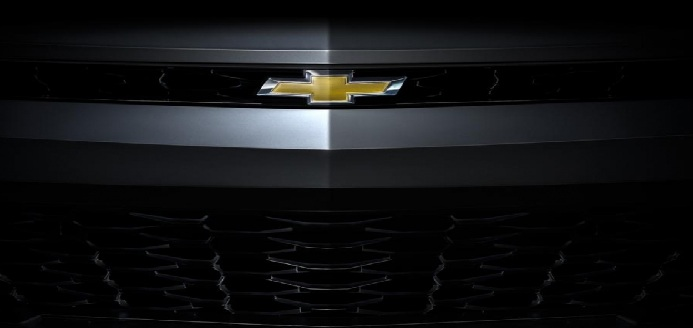 Chevrolet Camaro 2016: відомі технічні характеристики