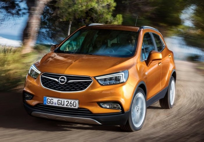 Кроссовер Opel Mokka X: відома ціна