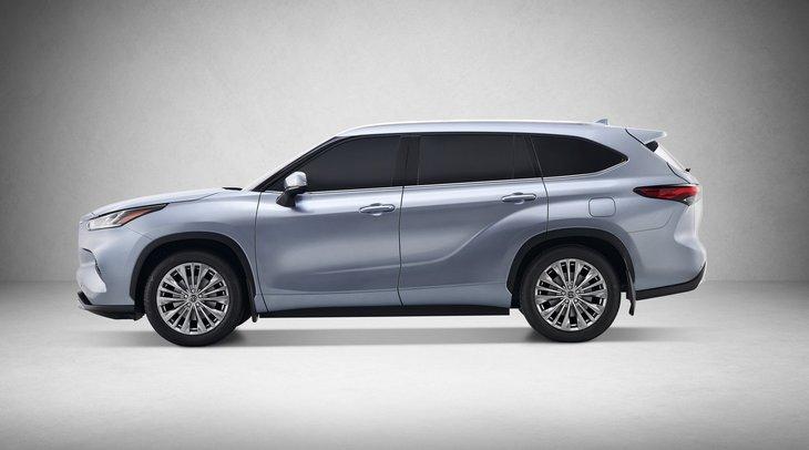Toyota Highlander 2020: компанія представила нове покоління кросовера