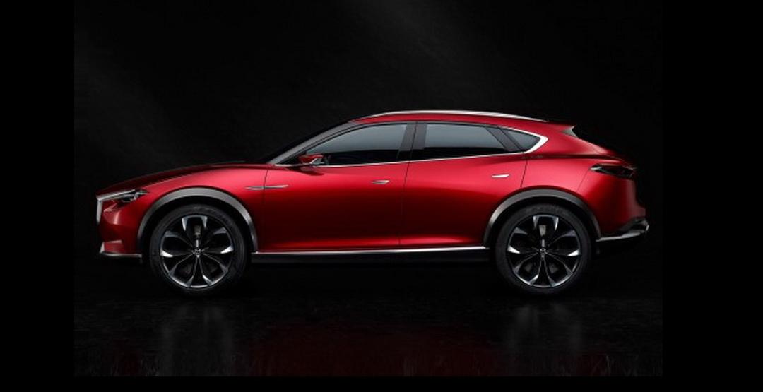 Mazda CX-4: фотографії та технічна інформація