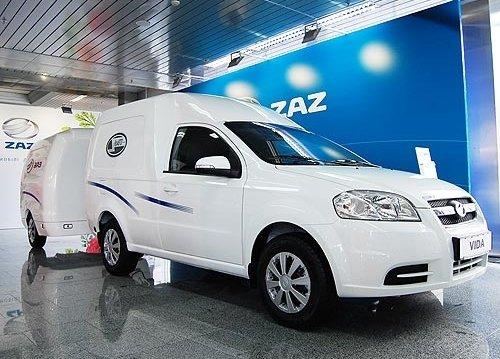 ZAZ VIDA Cargo EV: 100 українських електромобілів знайшли свого покупця