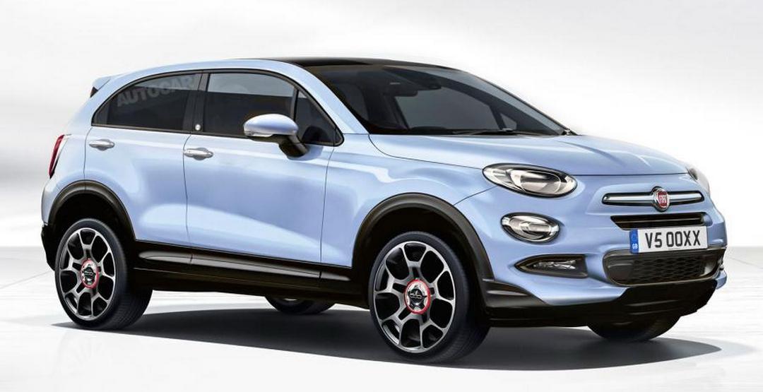 Fiat матиме новий кросовер