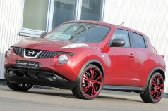 Nissan Juke вдосконалили тюнери