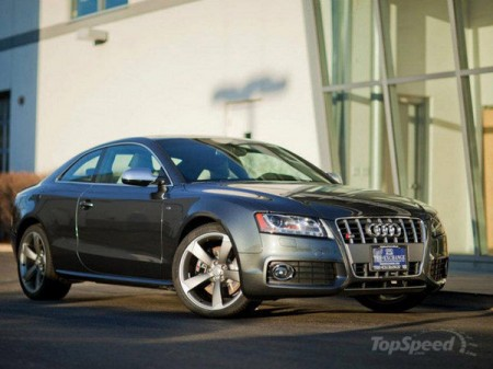 Audi S5 Special Edition 2012