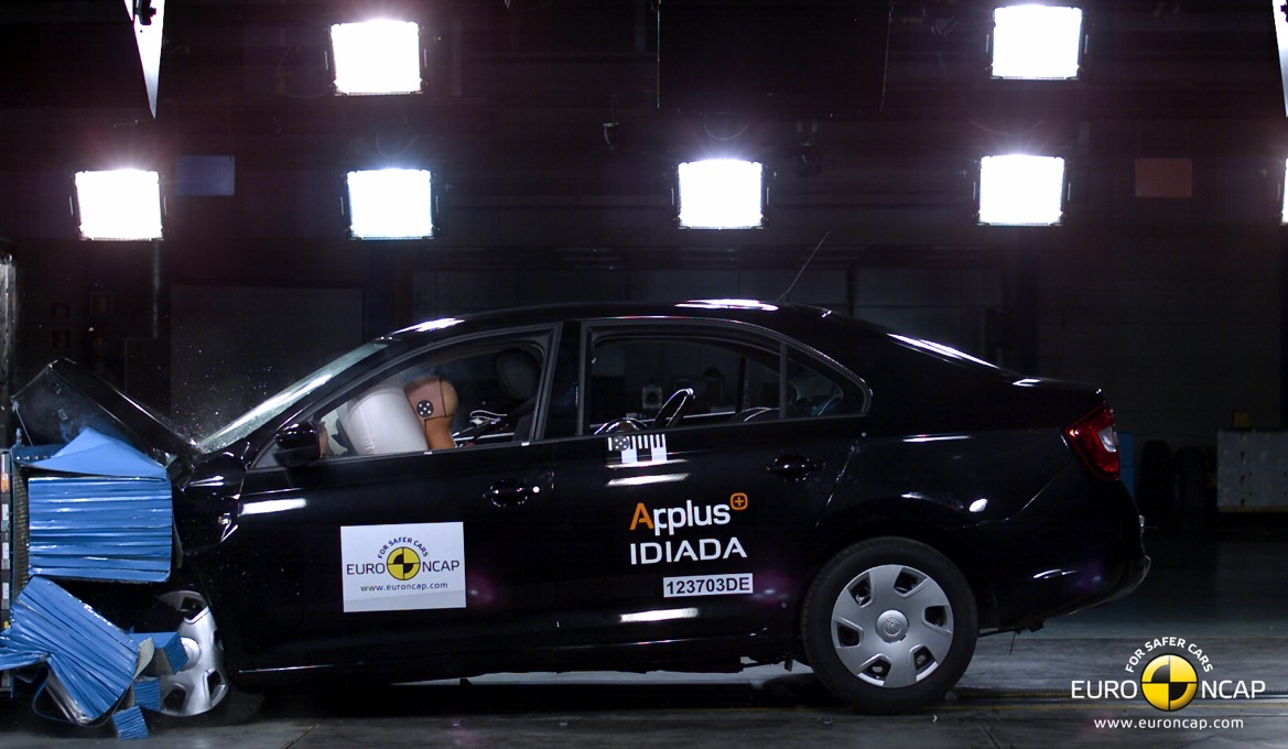 Seat Leon і Toledo отримали «п'ять зірок» EuroNCAP