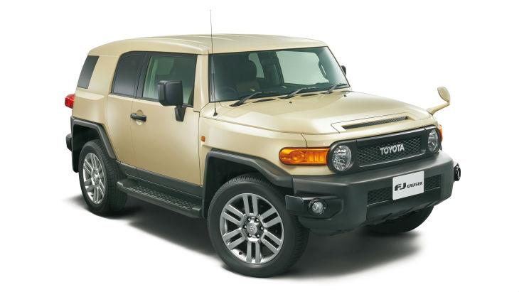 Toyota FJ Cruiser: