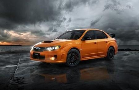Особливий Subaru Impreza WRX