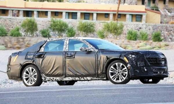 Cadillac переходить на алюмінієві кузови