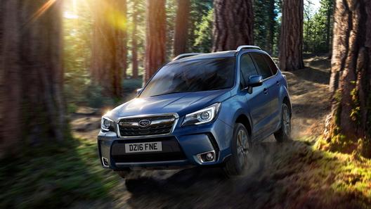 Новий Subaru Forester виходить на ринок Європи