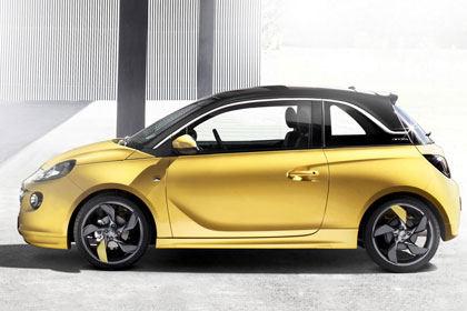 Кабріолет Opel Adam вже готовий