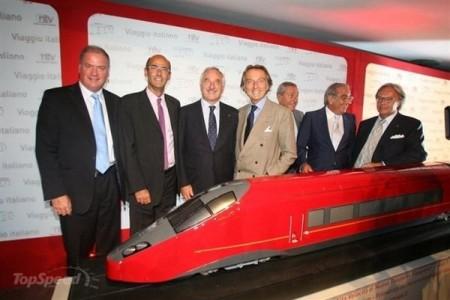 Президент Ferrari відкриває лінію високошвидкісного транспорту