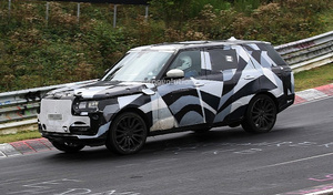 У Range Rover з'явиться в подовжена версія