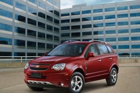 GM відкликає Chevrolet Captiva Sport