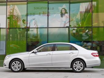 Китайський подовгастий Mercedes-Benz E-Class піде на експорт