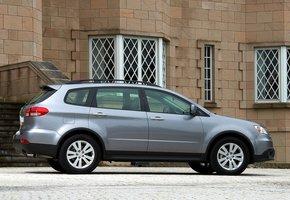 Subaru готує заміну своєму кросоверу