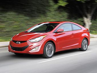Hyundai Elantra перетворилася в купе